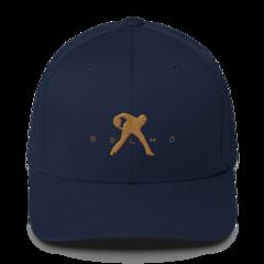 6277 Structured Twill Cap
