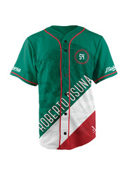 Baseball Jersey (Youth) by Roberto Osuna