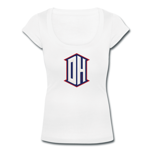 Women's Scoop Neck T-Shirt by DeAndre Hopkins