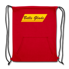 Sweatshirt Cinch Bag by Belle Glade