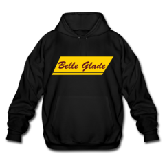 Men's Big & Tall Hoodie by Belle Glade