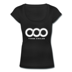 Women's Scoop Neck T-Shirt by Will Gholston