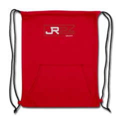 Sweatshirt Cinch Bag by John Grant Jr