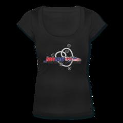 Women's Scoop Neck T-Shirt by Ian James
