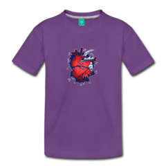 Toddler Premium T-Shirt by Micah Johnson