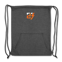 Sweatshirt Cinch Bag by Drew Snider