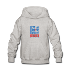 Big Boys'' Hoodie by Nigel Talton