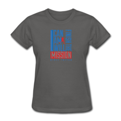 Women's T-Shirt by Nigel Talton