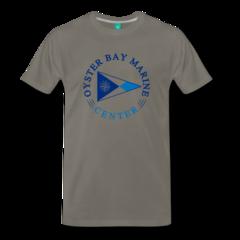 Men's Premium T-Shirt by Oyster Bay Marine Center