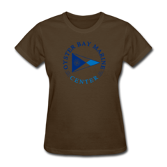 Women's T-Shirt by Oyster Bay Marine Center