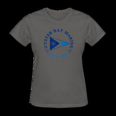 Women's T-Shirt by Oyster Bay Marine Center