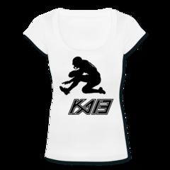 Women's Scoop Neck T-Shirt by Keenan Allen