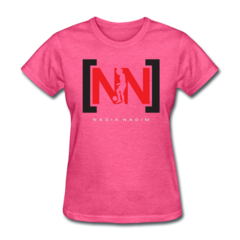 Women's T-Shirt by Nadia Nadim