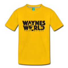 Little Boys' Premium T-Shirt by Trae Waynes