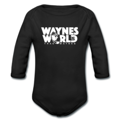 Long Sleeve Baby Boys' Bodysuit by Trae Waynes