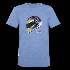 Unisex Tri-Blend T-Shirt by Justin Wilson