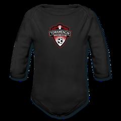 Long Sleeve Baby Boys' Bodysuit by Towamencin Soccer Club