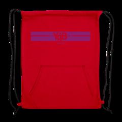 Sweatshirt Cinch Bag by YgB United