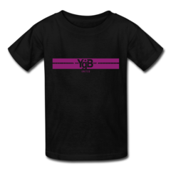 Big Boys' T-Shirt by YgB United