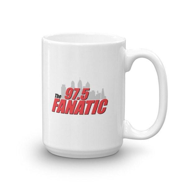Glossy White Mug