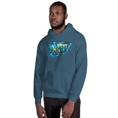 18500 Unisex Heavy Blend Hooded Sweatshirt