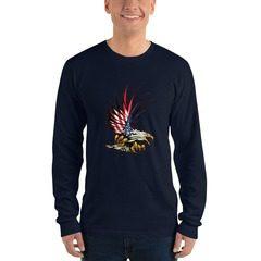2007 Unisex Fine Jersey Long Sleeve T-Shirt