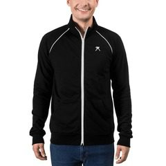 3710 Piped Fleece Jacket