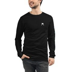 3501 Unisex Long Sleeve Shirt