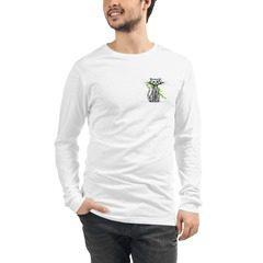 3501 Unisex Long Sleeve Shirt