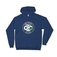 5495W Unisex California Fleece Pullover Hoodie