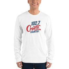 2007 Unisex Fine Jersey Long Sleeve T-Shirt